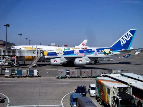 ANA Pokemon 747 Jumbo