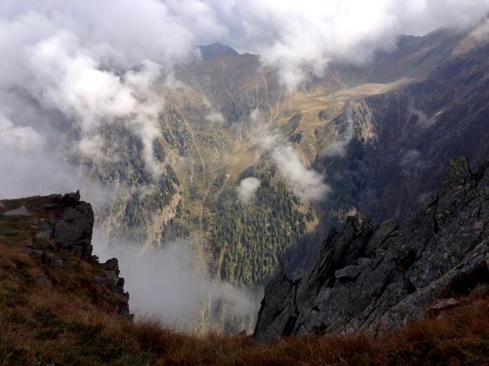 Mahd-Alm, Wanderung im Hirzerwandergebiet IV