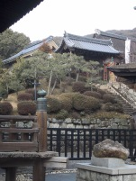 Kiyomizudera Tempel Anlage