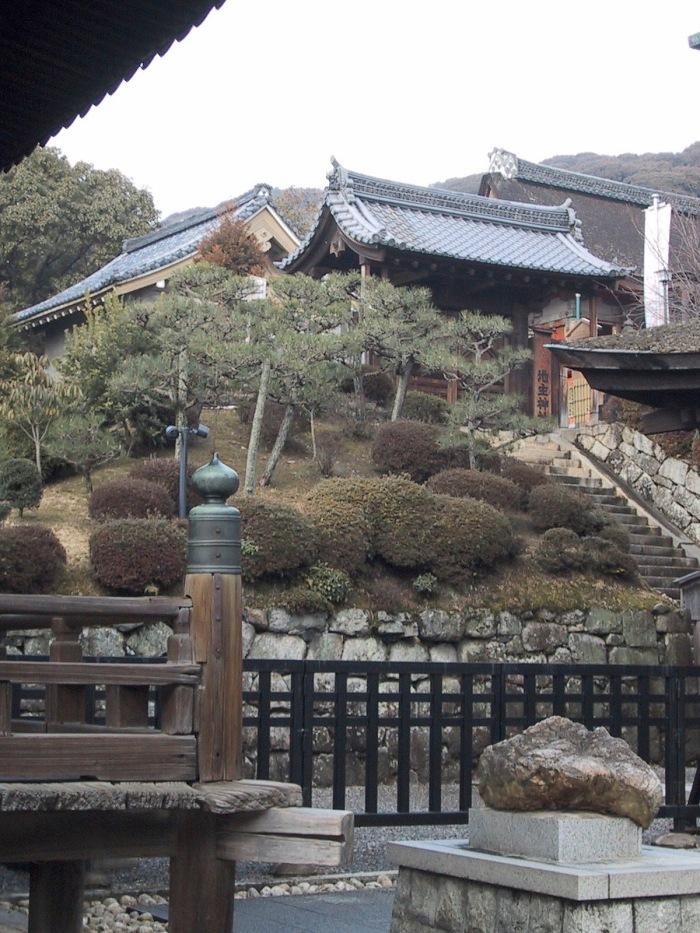 """""""Land der aufgehenden Sonne"""" III, die Kaiser-Stadt Kyoto"""