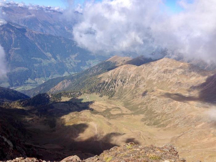 Mahd-Alm, Wanderung im Hirzerwandergebiet III