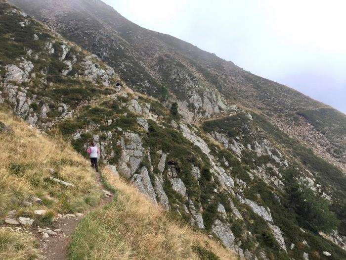 Mahd-Alm, Wanderung im Hirzerwandergebiet V