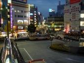 Fußgängerzone in Hachioji