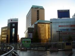 Keio Plaza Hotel in Hachioji, mein zu Hause für die nächsten Wochen