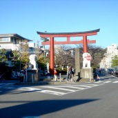 Kamakura Shrine Gate
