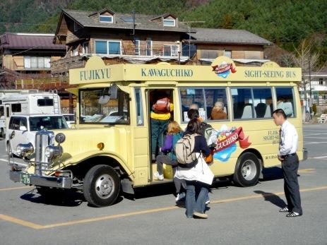 Rundfahrt mit dem Sightseeing Bus