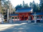 Tempelanlage in Kawaguchiko
