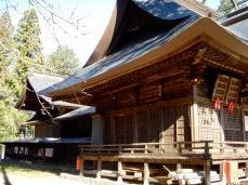 Tempel in Kawaguchiko