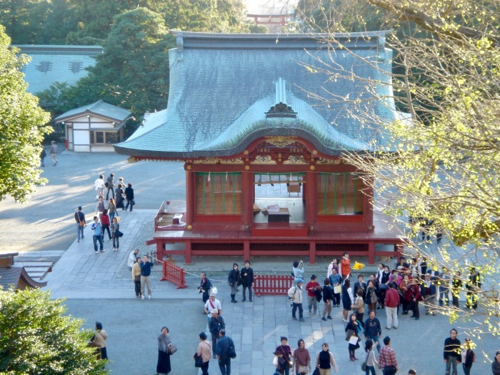 """""""Land der aufgehenden Sonne"""" VI, Hachiōji und Kamakura"""