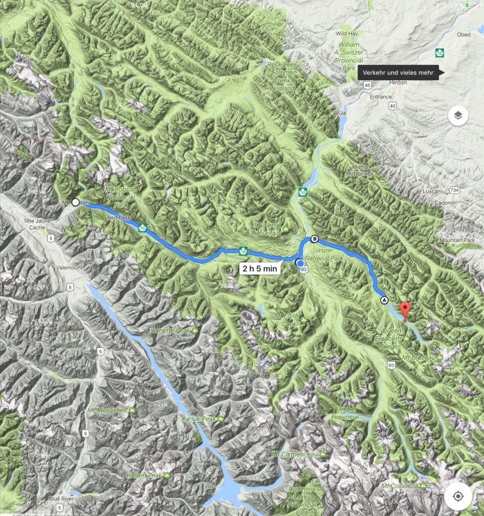 Mt. Robson - Jasper