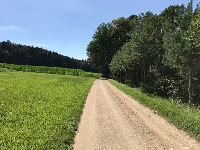 kurz vor Ebersbach