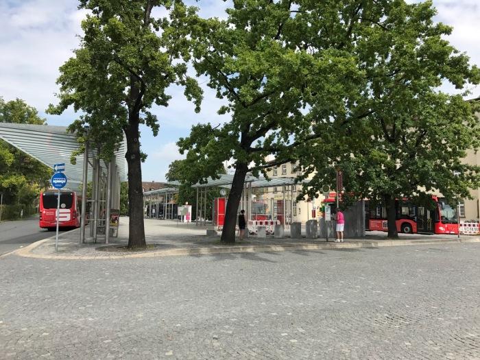 Bahnhof Forchheim