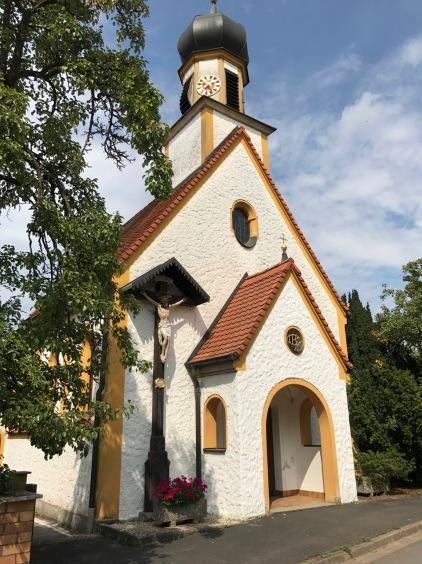 Kirche in Elsenberg