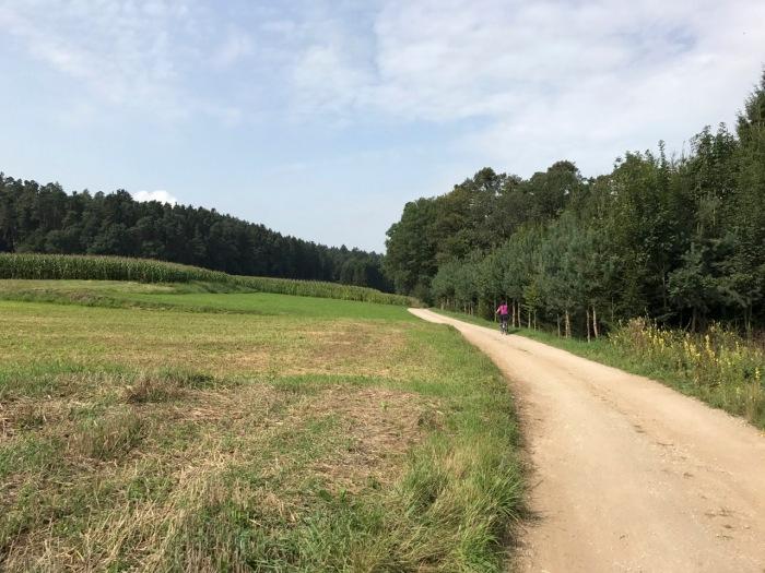 kurz hinter Ebersbach