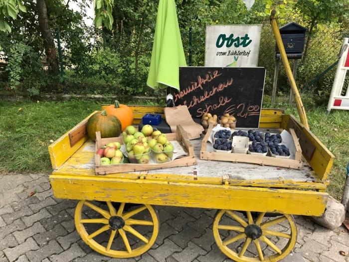 Obst vom Bühlerhof