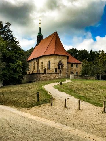 Kreuzkapelle am Kreuzberg