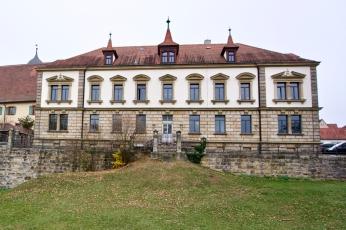 Amtsgericht Rückseite