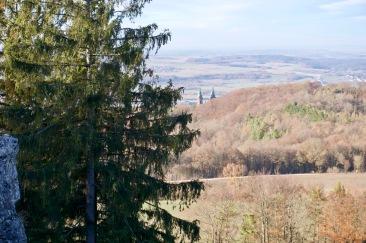 """Aussicht vom """"Alten Staffelberg"""""""