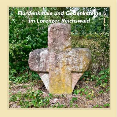Flurdenkmale und Gedenksteine im Lorenzer Reichswald