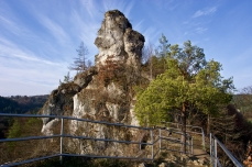 Aussichtspunkt am Zeckenstein