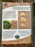 Wie entstand das Felsenmeer in der Arnleithen-Schlucht