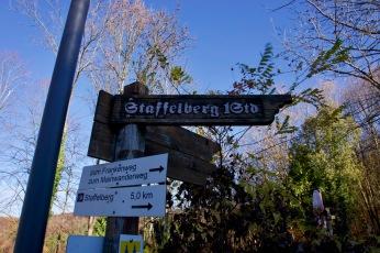 Staffelberg-Hinweis