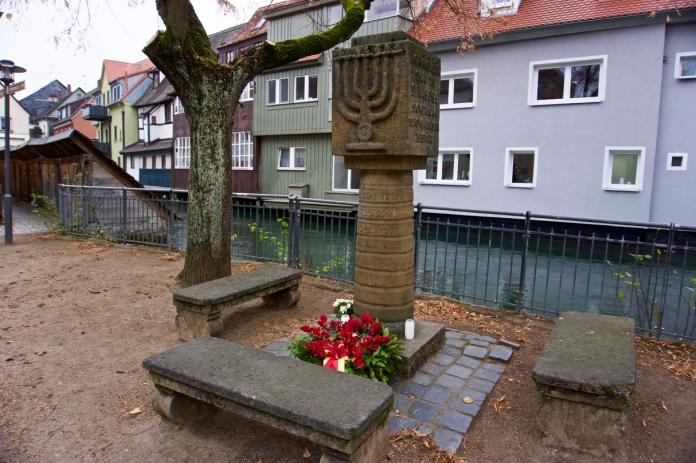 Synagogendenkmal