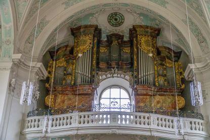 Prospekt (äußeres Erscheinungsbild einer Orgel)