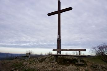 Gipfelkreuz am Rodenstein