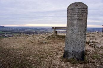 Ehrenbürg - Walberla Gedenkstein