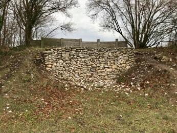 Rekonstruktion keltischer Ringwall (Befestigungsanlage)