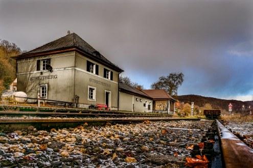 Bahnhof Streitberg