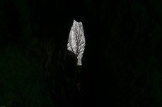 Schlüsselloch am Graischerstein