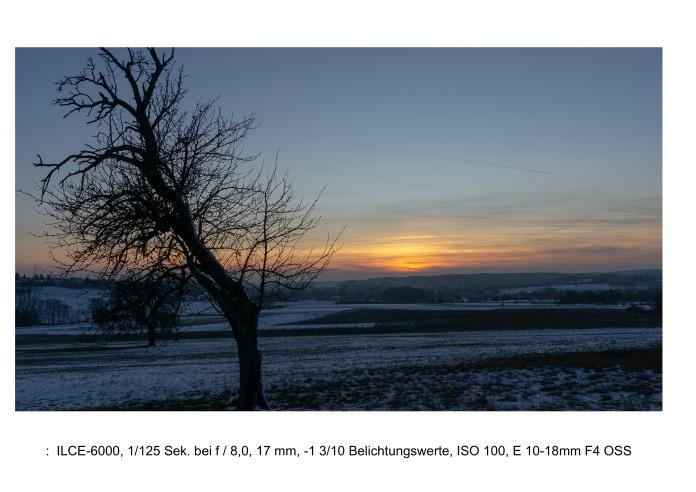 HDR-Bild gecropped auf 16:9 Format