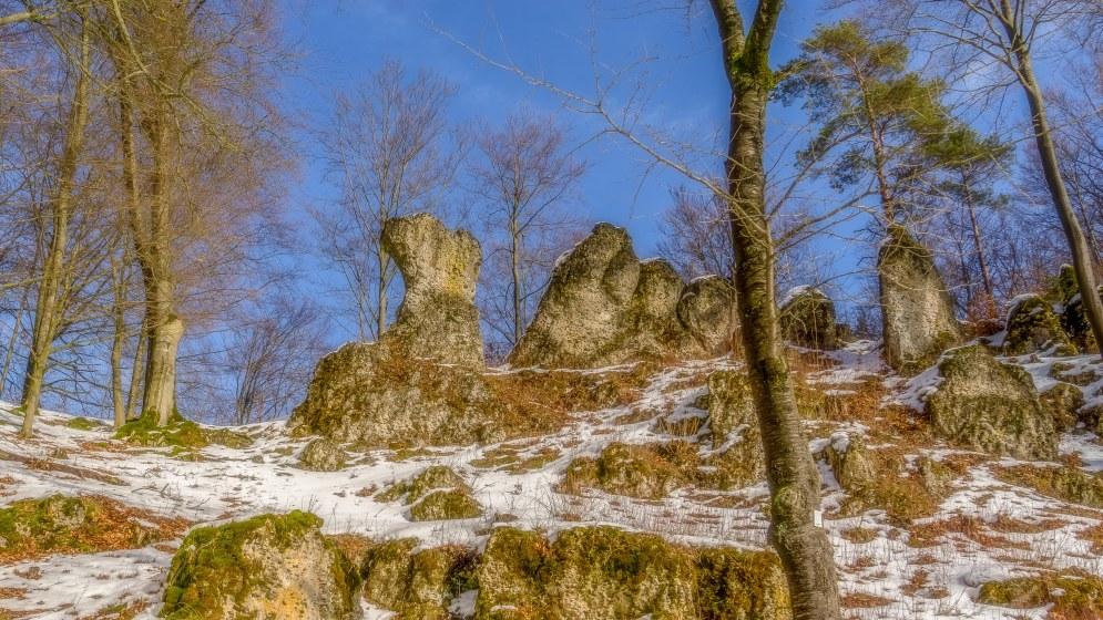 """Naturdenkmal """"Der Stiefel"""""""