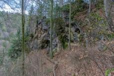Riesenburg, eine sehenswerte Versturzhöhle