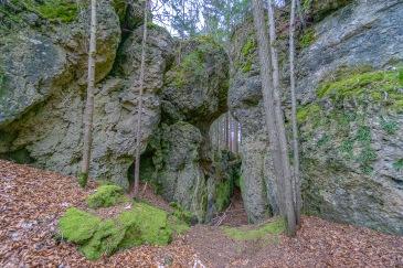 Naturdenkmal Sieghardtstor