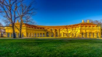 Die Orangerie in Erlangen ⠀⠀⠀⠀⠀⠀⠀⠀⠀⠀