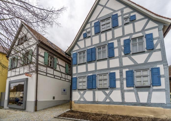 Levi Strauss Geburtshaus