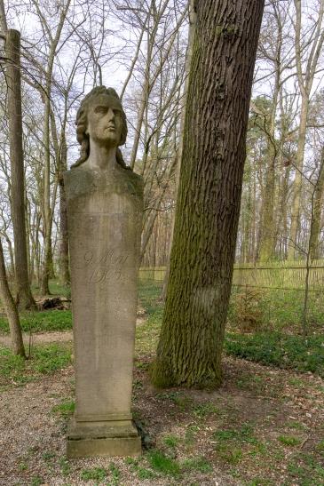 Schillerdenkmal von 1905