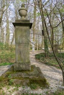Gedenkstein für Johann Friedrich Cramer
