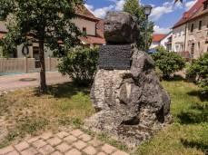 Johan Georg Lahner Gedenkstein