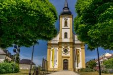 Pfarrkirche Mariä Himmelfahrt in Hollfeld