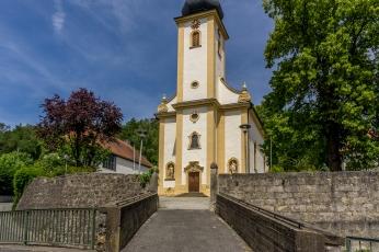 St. Martin Kirche in Nankendorf