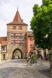 Hersbrucker Tor am Ende des Marktplatzes