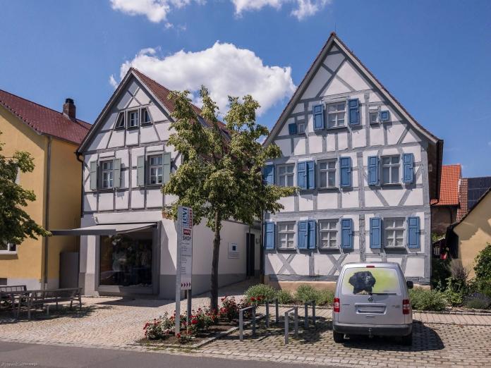Levi Strauss Geburtshaus in Buttenheim
