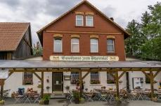 Gasthaus in der Ortschaft Freiahorn