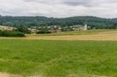 Blick hinüber nach Volsbach