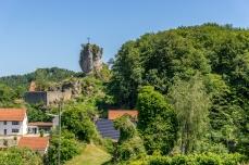 Aussichtspunkt Bärnfels