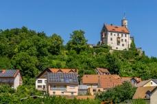 Gößweinstein mit Burg